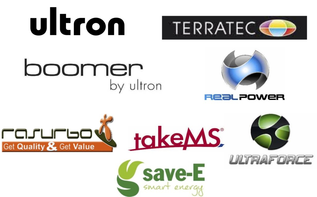 Brands of ultron AG